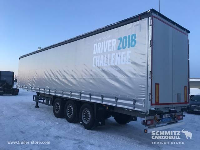 Schmitz Cargobull Curtainsider Standard - 2018
