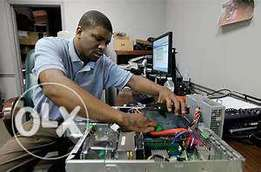 Computer technician with experience of more than 10 years in MOMBASA
