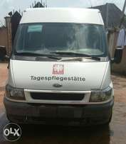 Toks Ford Transit Passenger Bus at 2m