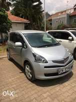 Toyota Ractis 2010,automatic,lowest mileage
