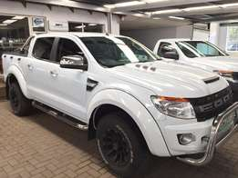 2015 Ford Ranger 3.2 XLT Auto (balance of warranty)