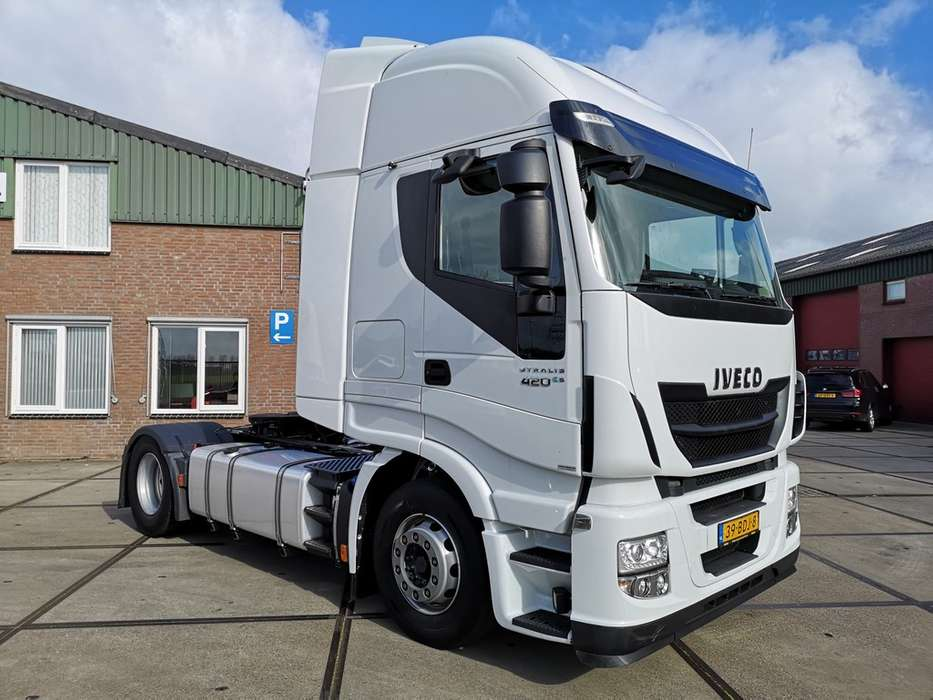 Iveco AS44042T/P Hi-Way / EURO 6 / AUTOMATIC - 2013