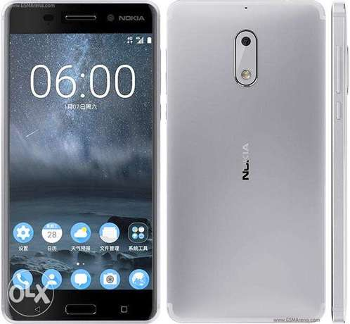 Nokia 6 brand new sealed Nairobi CBD - image 2