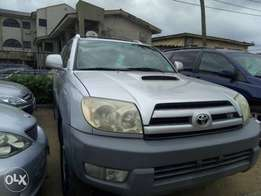 Toks 2003 4runner SR5. Accident free