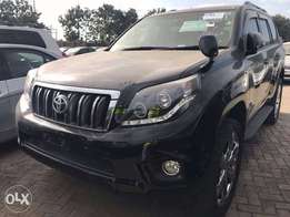 2010 Toyota Prado 7seater Leather fully loaded