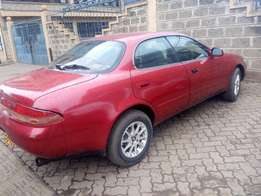 Clean Toyota ceres for sale