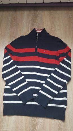 ac11b1e5018ac Sweter kardigan męski Tommy Hilfiger rozm. S Baligród - image 2