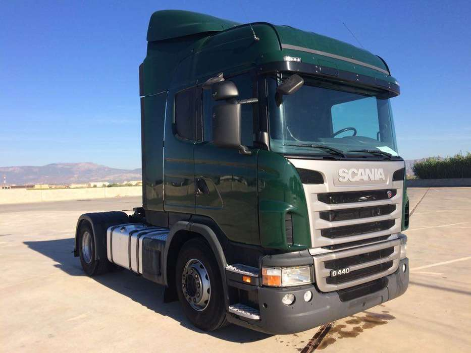 Scania G440 for sale | Tradus
