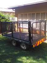 Dubbelas Trailer Roadworthy with Papers