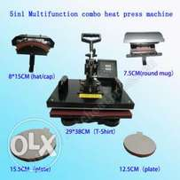 Professional Quality Heat Press Sublimation Equipment