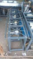Commercial Gas Burner (4 Burner)