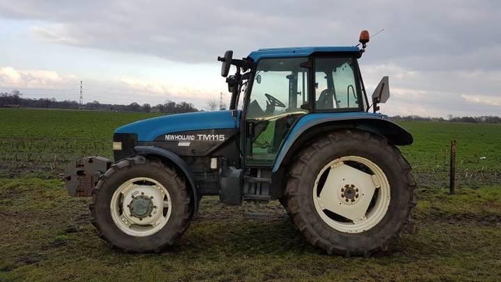 New Holland Tm115 - 2000