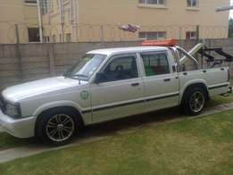 Ford courier V6 registered tow truck For Sale