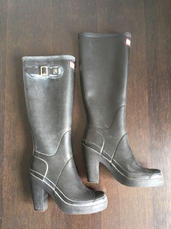 Гумовці Hunter гумові чоботи  1 000 грн. - Женская обувь Львов на Olx dd53dbdd3ff97