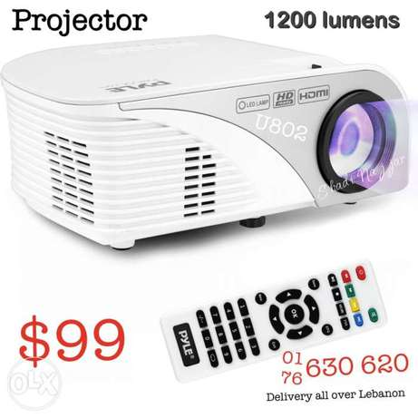 projector A802 $99 - Delivery Available
