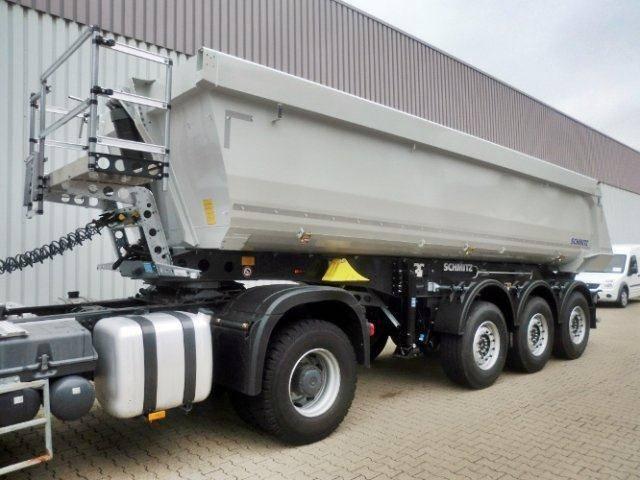 Schmitz Cargobull SKI 24 SL 7.2 ca. 24m? SKI 24 SL 7.2 ca. 24m? Stahl - 2019