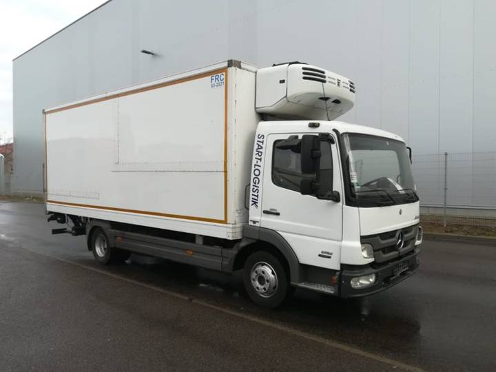 Mercedes-Benz ATEGO /816 / Thermo King MD 200 - 2006