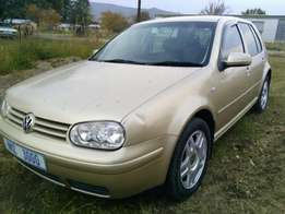 Golf 4 2.0 for sale