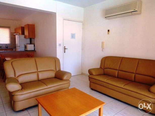 Two Bedroom Apartment in Pafos, Cyprus