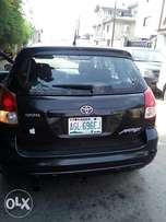 Nigeria used Toyota matrix