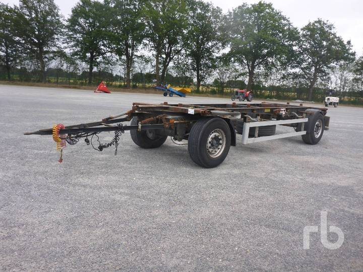 Schmitz Cargobull AFW18 S/A