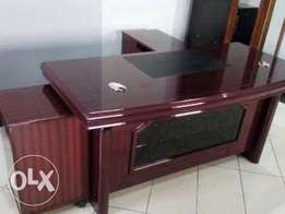 SZ Executive Office Imported 1.6m Table (New)