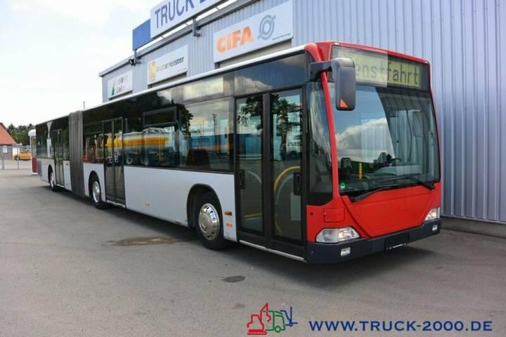 Evobus MB 0530 GN3 Citaro 54 Sitze & 109 Stehplätze - 2003