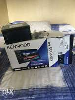 Kenwood Double Din DVD Player