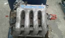 Abf 027 head complete with intake and branch r3500neg