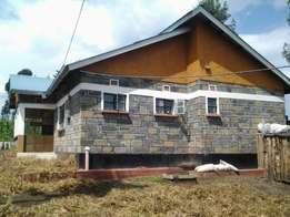 3 Bedroom master en-suite on 1/4 acre for sale in Kiamunyi estate