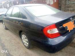 Registered 2003/2004 Toyota Camry for sale