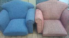 Kiddies chairs six available R450ea
