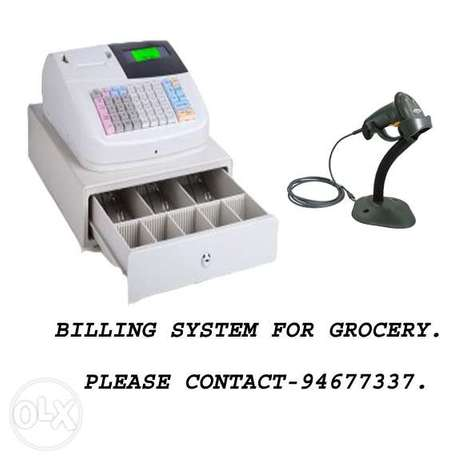 Billing System For Grocery-VAT READY