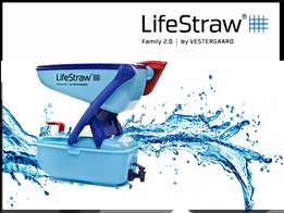LifeStraw family water filter