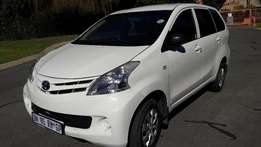 2015 Toyota Avanza 1.5 TX 7-SEATER For Sale