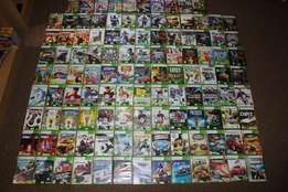 Xbox 360 original Games & accessories sold separately