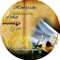How to Take Possession of What Belongs to You by Rev Chris DVD on Sale