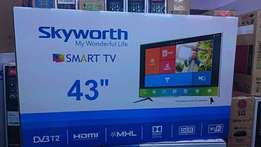 Skyworthy TV 43 inches digital smart