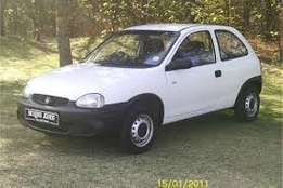 we sale parts for opel corsa lite and we also buye sceap for cash