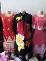 Affordable gowns with different designs, colors and sizes.