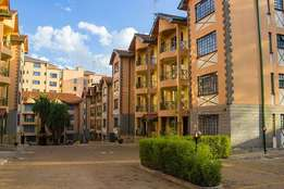 Unfurnished 3-Bed to LET in Upperhill