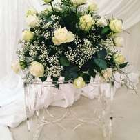 decor, Centrepieces, flowers, draping, functions, events, party