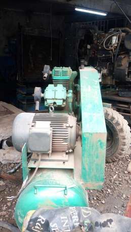 Air compressor with big air receiver new Air Base - image 4
