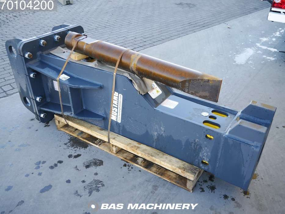Mustamg HM2900 New hammer - suits 32 - 60 ton excavator - 2019
