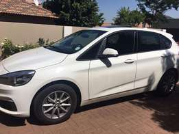 2016 BMW 218i Active Tourer price reduced to R350 000