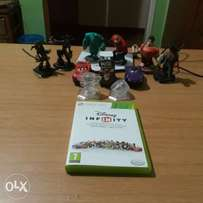 XBOX 360 Disney Infinity and pirates of the Caribbean XBOX 360 game