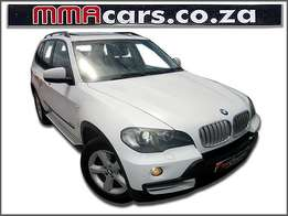 2009 BMW X5 XDRIVE 3.5D Exclusive Steptronic – 7 SEATER R299,890.00