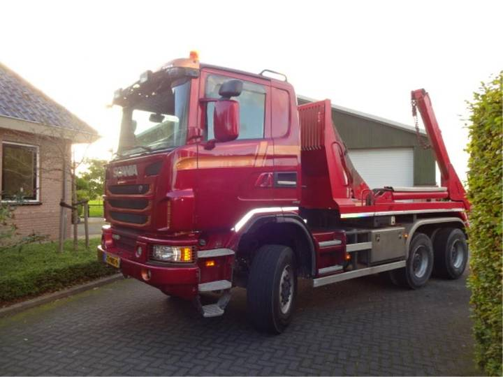 Scania G 450 - 2013