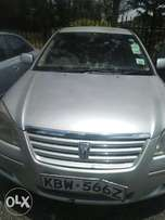 Toyota premio slightly used