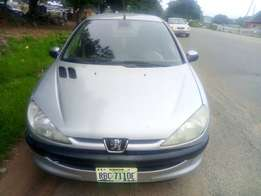 Peugeot 206 automatic super sharp buy